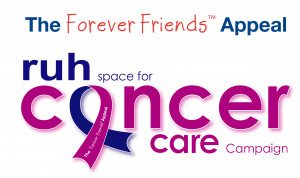 Charity netball in aid of forever friends appeal - RUH cancer care campaign
